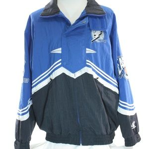 Tampa Bay Lightning Jacket Logo Athletics